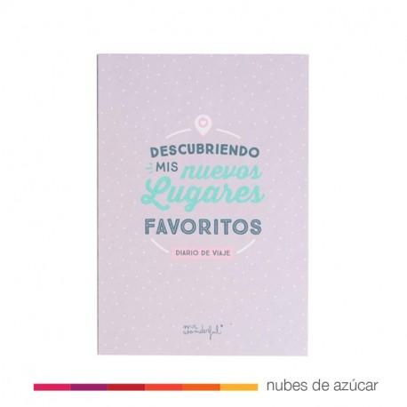 Diario de viaje mr wonderful