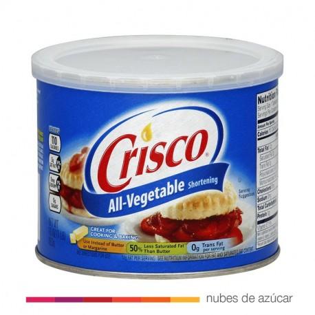 Crisco Grasa Vegetal 450 gr