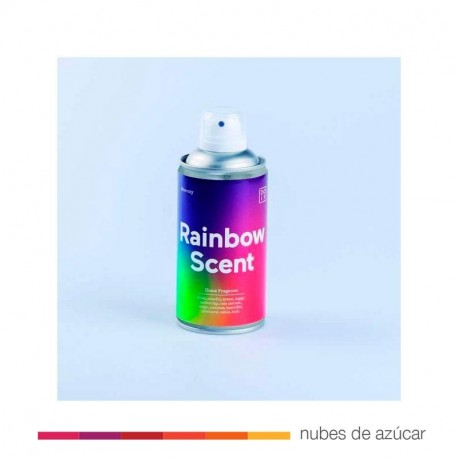 Ambientador esencia de arcoiris