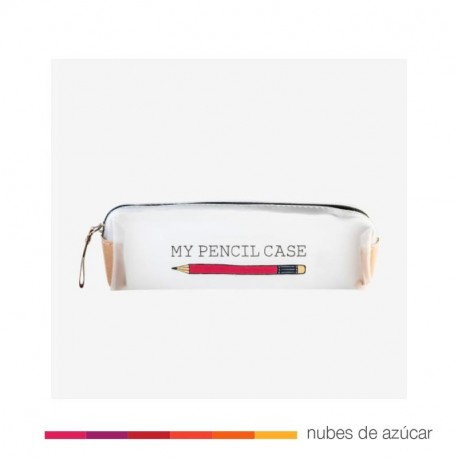 Estuche my pencil case
