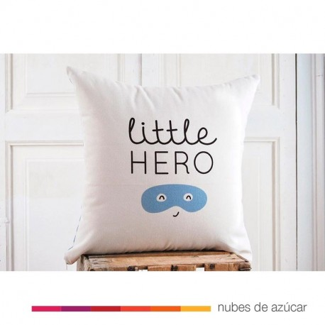 Funda Cojín UO* Little Hero