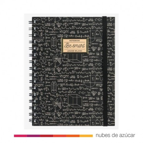 Notebook be smart A4