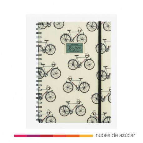 Notebook be free