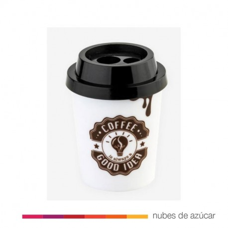 Sacapuntas doble hueco coffe is always a good idea