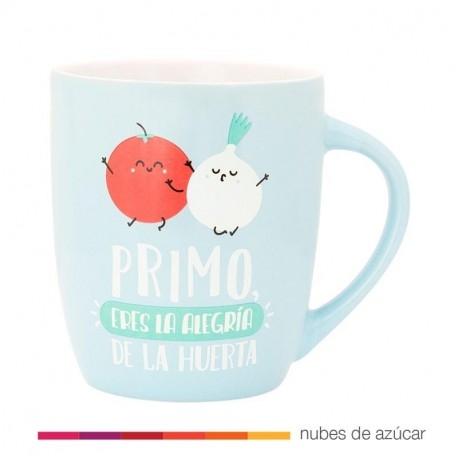Taza Mr Wonderful Primo, eres la alegria...