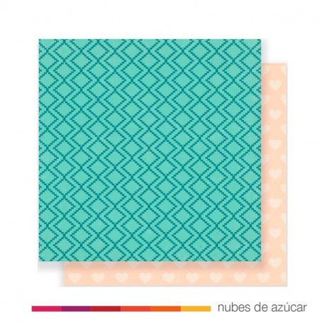 Papel doble cara 375827 Magical