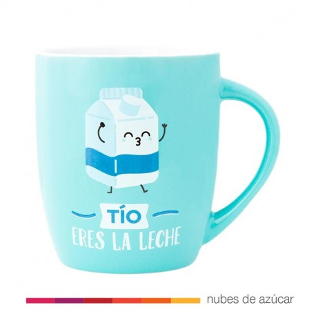 Taza mr wonderful Tío eres la leche