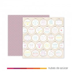 Papel doble cara 310420 Frames take me away