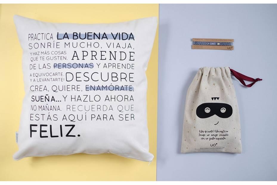 Kit Amigo Invisible 2 Uo Nubes De Azúcar
